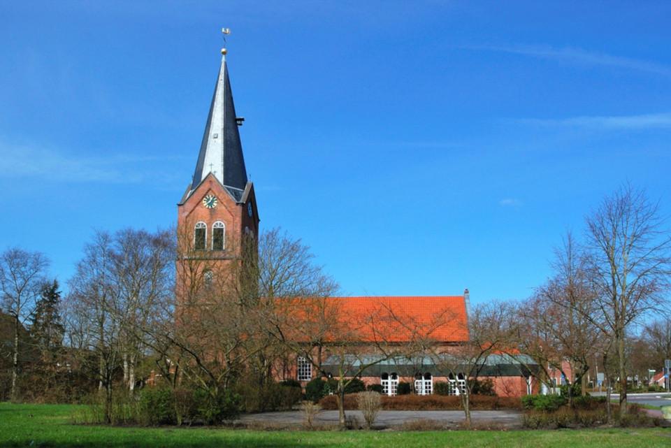 Kirche in Veenhusen