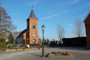 Alte Kirche in Veenhusen